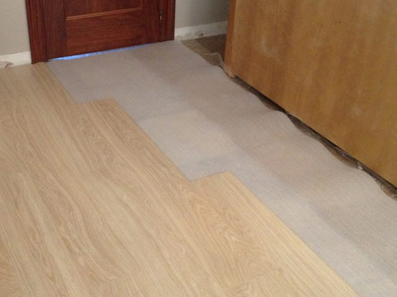 Parquet laminado Quick-Step roble blanco