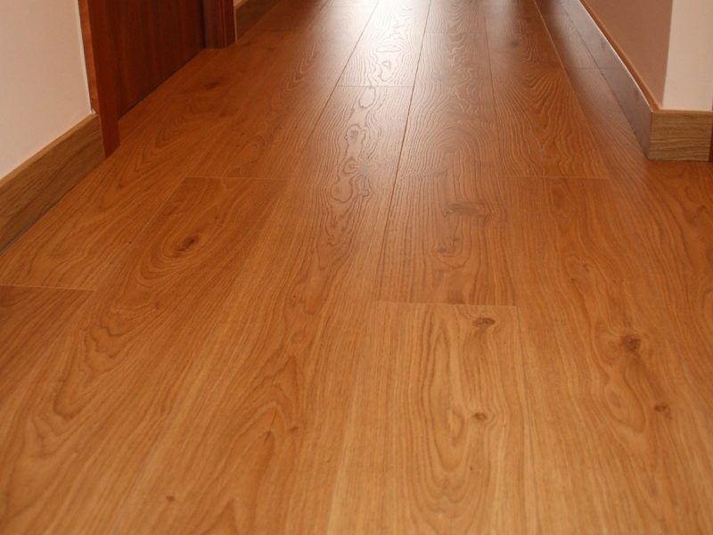 Parquet laminado Quick-Step Roble White